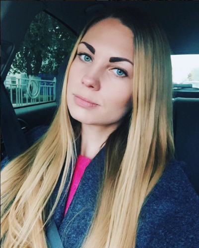 Russian single lady from Moscow